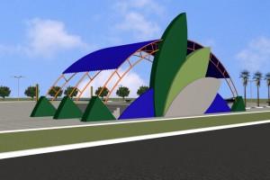 Espaço no balneário municipal será ponto de encontro da juventude caarapoense